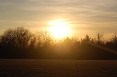 Slow Sunset.