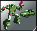 Landcruiser Bot - Commission