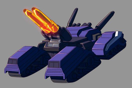 Tyranitron - Tank Mode