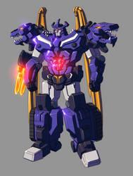 Tyranitron - Commission