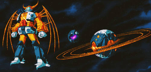 Unicron - Motion Picture Version