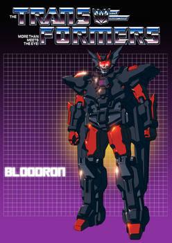 Bloodron - COMMISSION