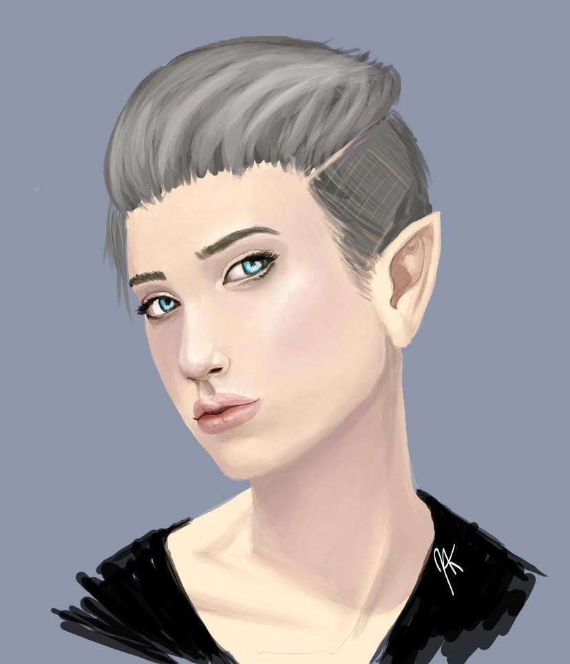 Asharra (again) Update by boob-zilla