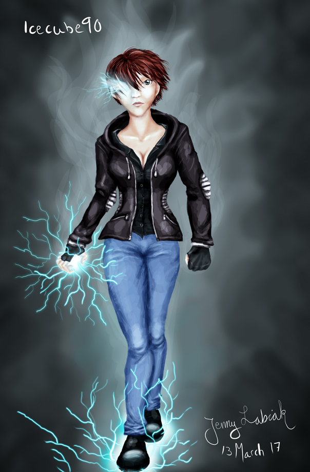 She's Electric by Icecube90