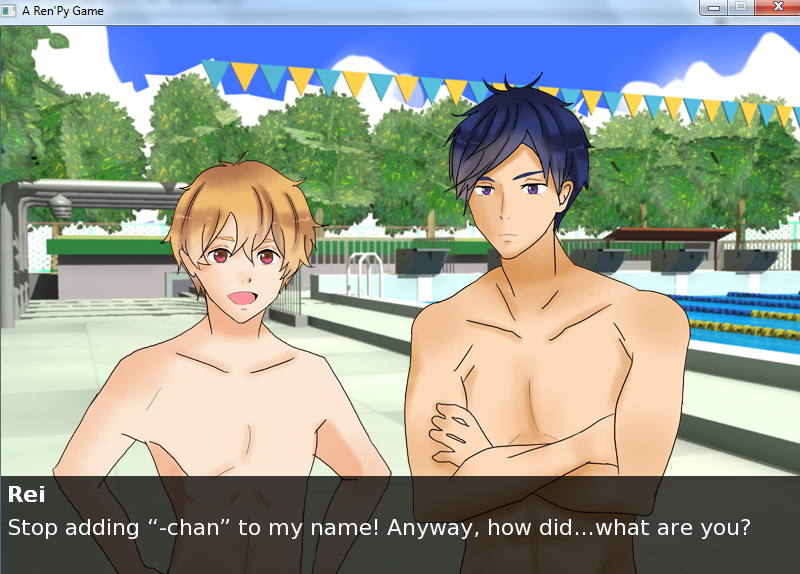Preview- Free! Dating Sim Game by StygianMuse ...