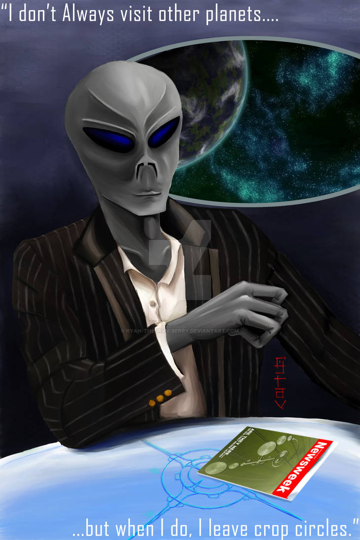 Most Interesting Man in the Universe