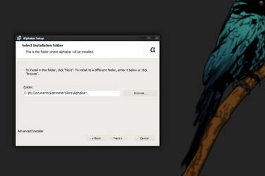 Alphabar 1.1 Installer by redblackproduction
