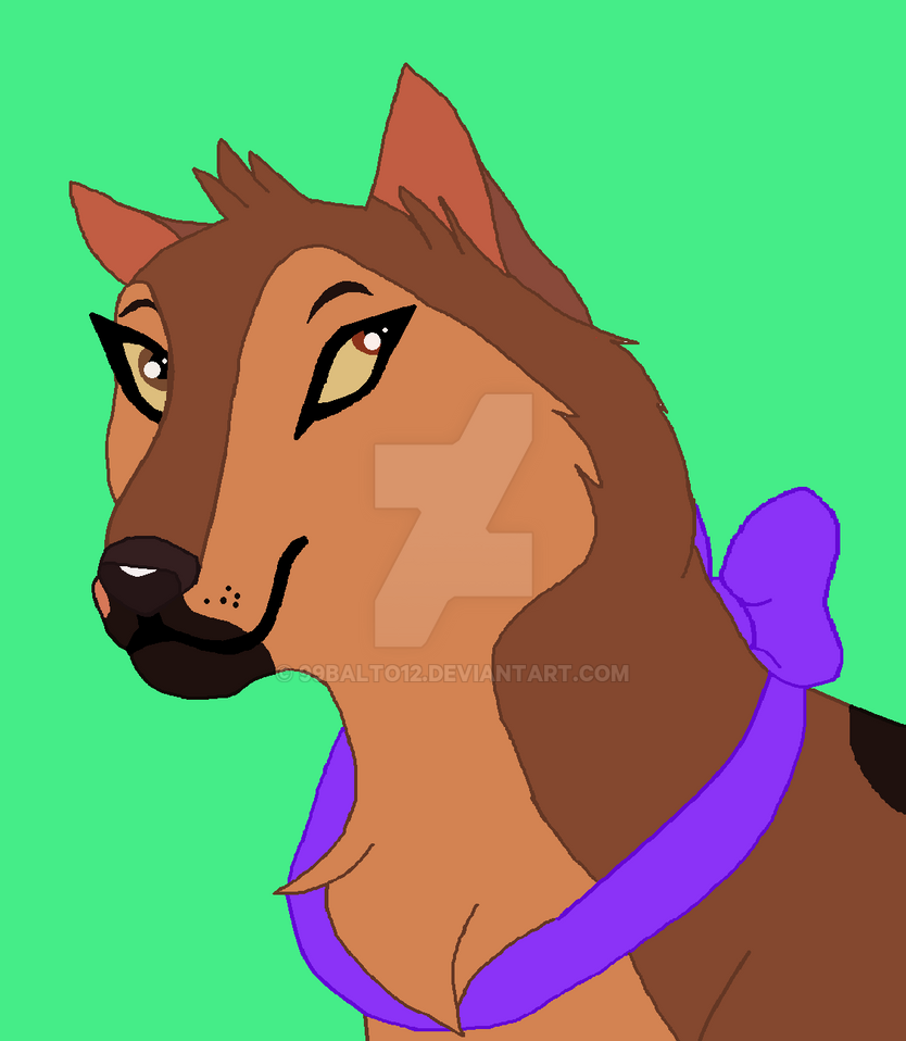 Audrey(Chase and Destiny's mother) by 99balto12