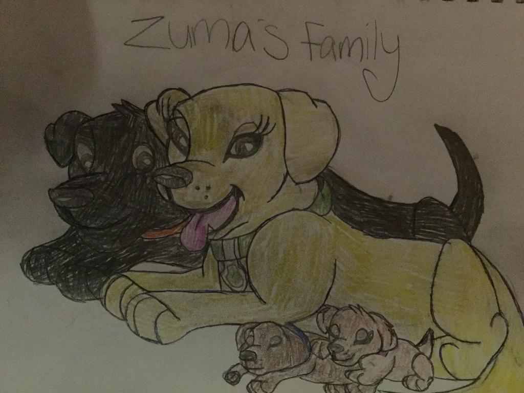 Zuma' family by 99balto12