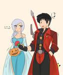 Halloween issues 4