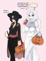Halloween 4 by Tikoriko