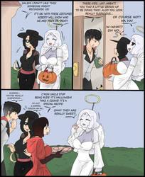 Halloween Fever 4 by Tikoriko