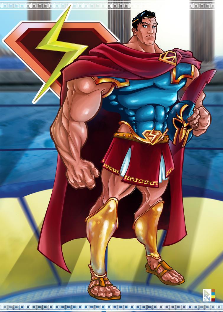 Superman B.C by PanaGo76