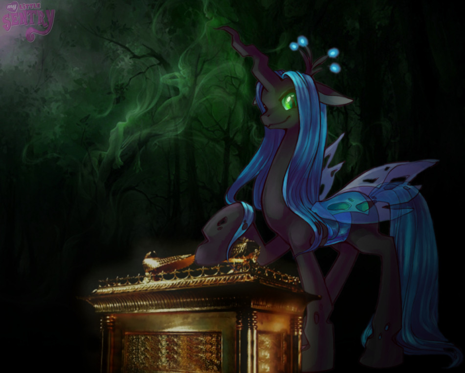 Lost Ark of the Changelings by MyLittleSentry