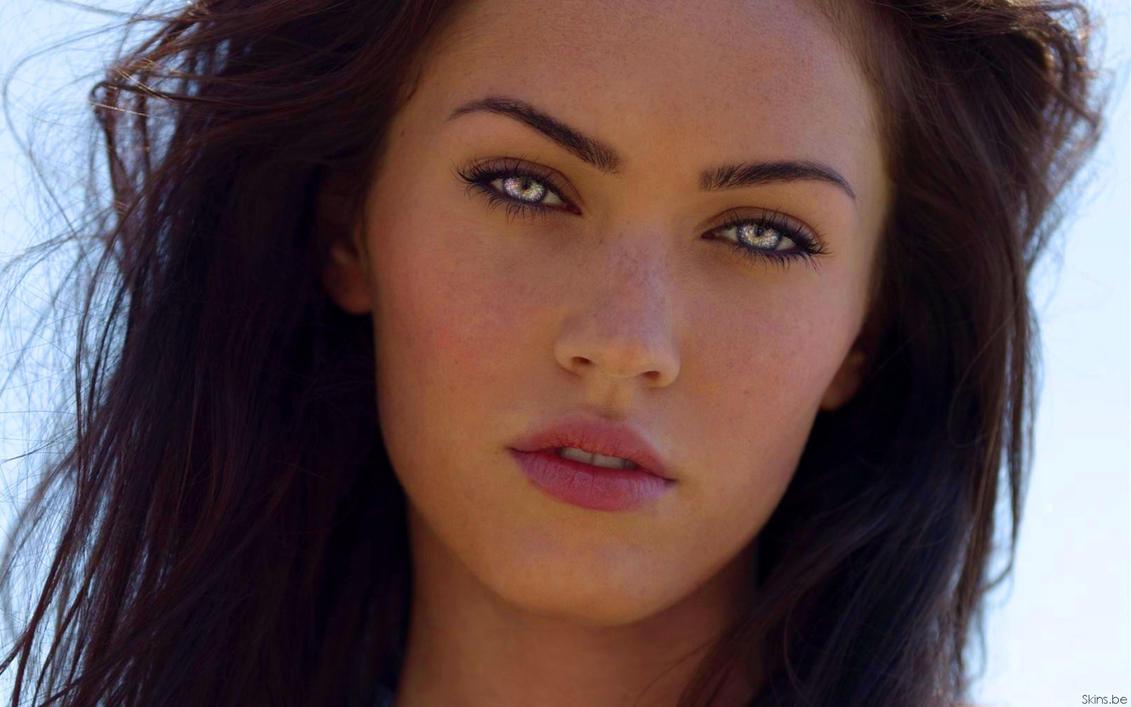 Megan Fox twinkle in her eye by M-A-B-08 on DeviantArt