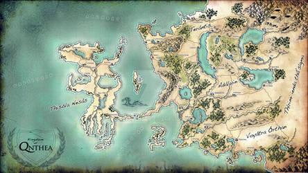 Map of Qnthea