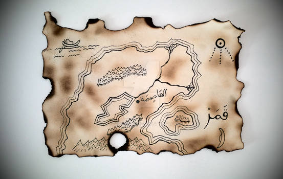Map on Paper