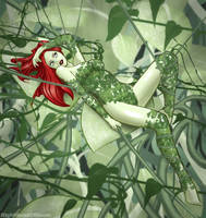 Poison Ivy by RightHandOfDoom