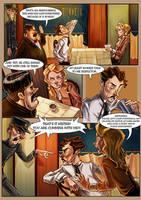 Monsieur Charlatan Page 10 by DrSlug