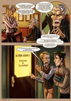 Monsieur Charlatan Page 16 by DrSlug