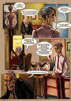 Monsieur Charlatan Page 17 by DrSlug