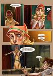Monsieur Charlatan Page 21