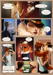 Monsieur Charlatan Page 47 by DrSlug