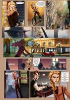 Monsieur Charlatan Page 58 by DrSlug