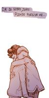Teen Sherlock - I am so sorry