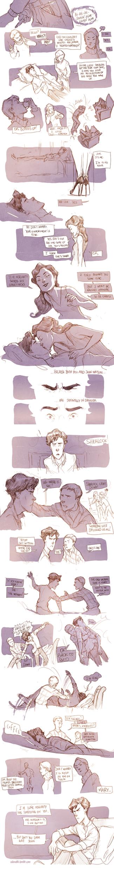 Teen Sherlock - The sign of three Pt3 by DrSlug