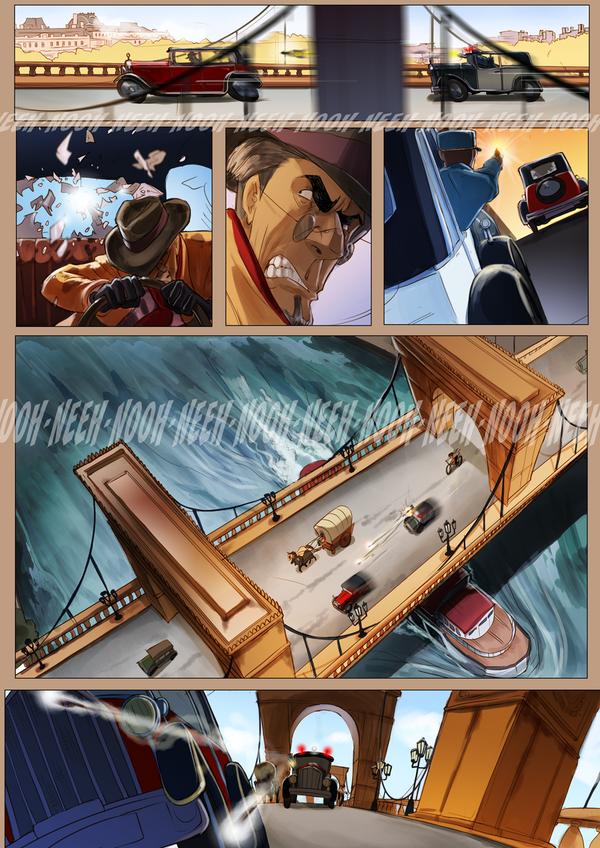 Monsieur Charlatan Page 151 by DrSlug