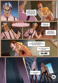 Monsieur Charlatan Page 163