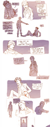 Teen Sherlock Bluebells Experiment Pt7 by DrSlug