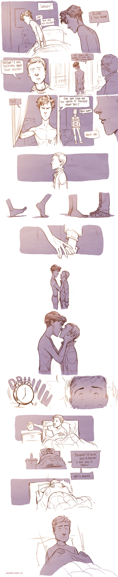 Teen Sherlock - Forbidden Friendship by DrSlug