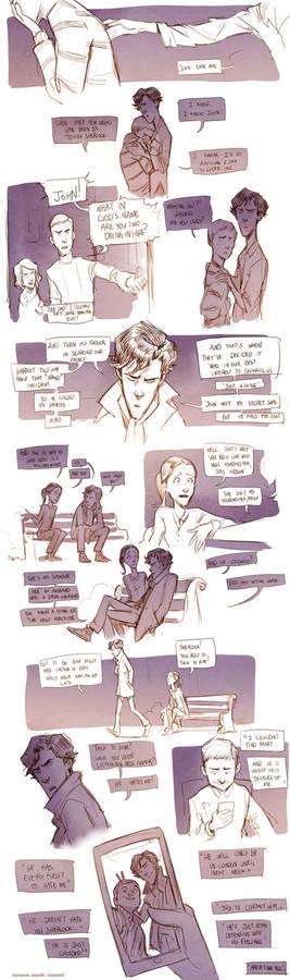Teen Sherlock A Case Of Identity Pt3