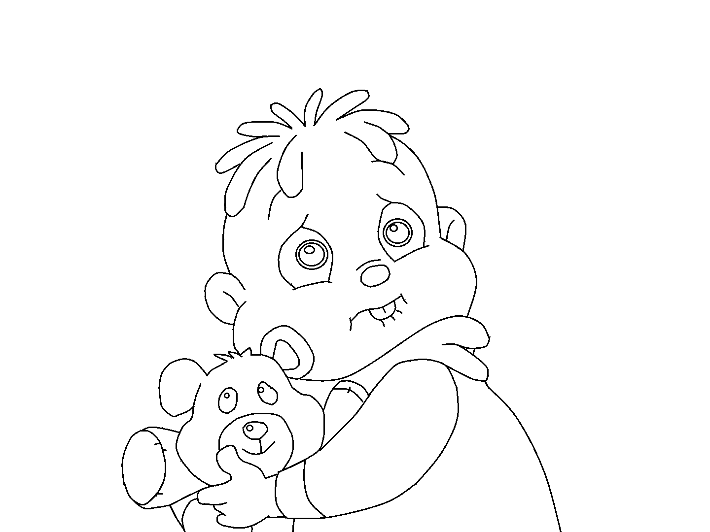 Image Result For Chipmunk Coloring Pages