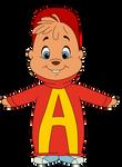 Alvin Seville Profile Doll