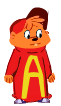 Alvin Seville Sprite by FireFoxOmicron