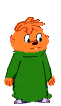 Theodore Seville Sprite by FireFoxOmicron