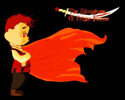 The Adventures Of Prince Flamus - Flamus