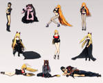 [MMD DL] Sexy Pose Pack I - Download