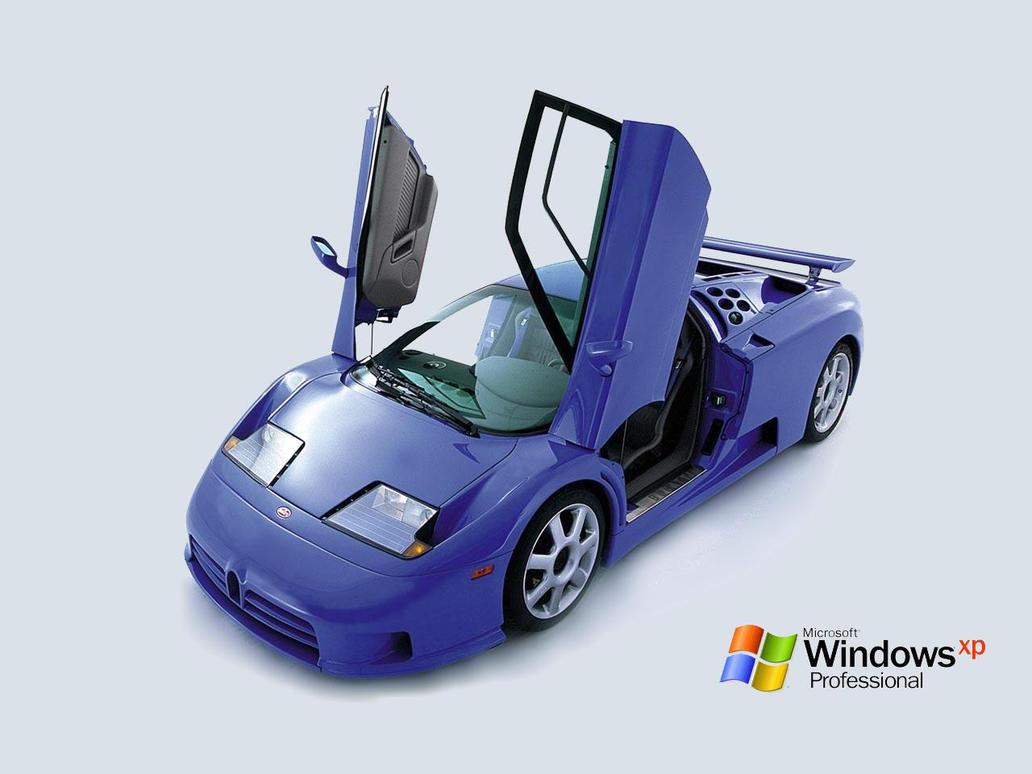 Bugatti windows xp wallpaper by outerfroggy1 on deviantart - Car wallpaper for windows xp ...