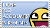 Plz Account Stamp by RockyQuintez