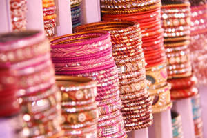 colorful bangles by noorieyuri