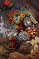 Colossus Smash colors by CaziTena