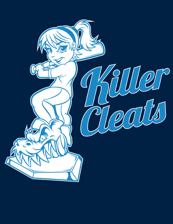 KILLER CLEATS by CaziTena