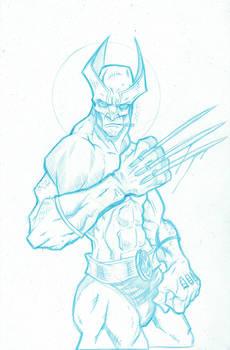 Wolverine Pencils