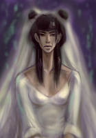 Mai bride by solar-sea
