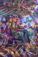 ItaSaku: Aye-aye, my captain by solar-sea