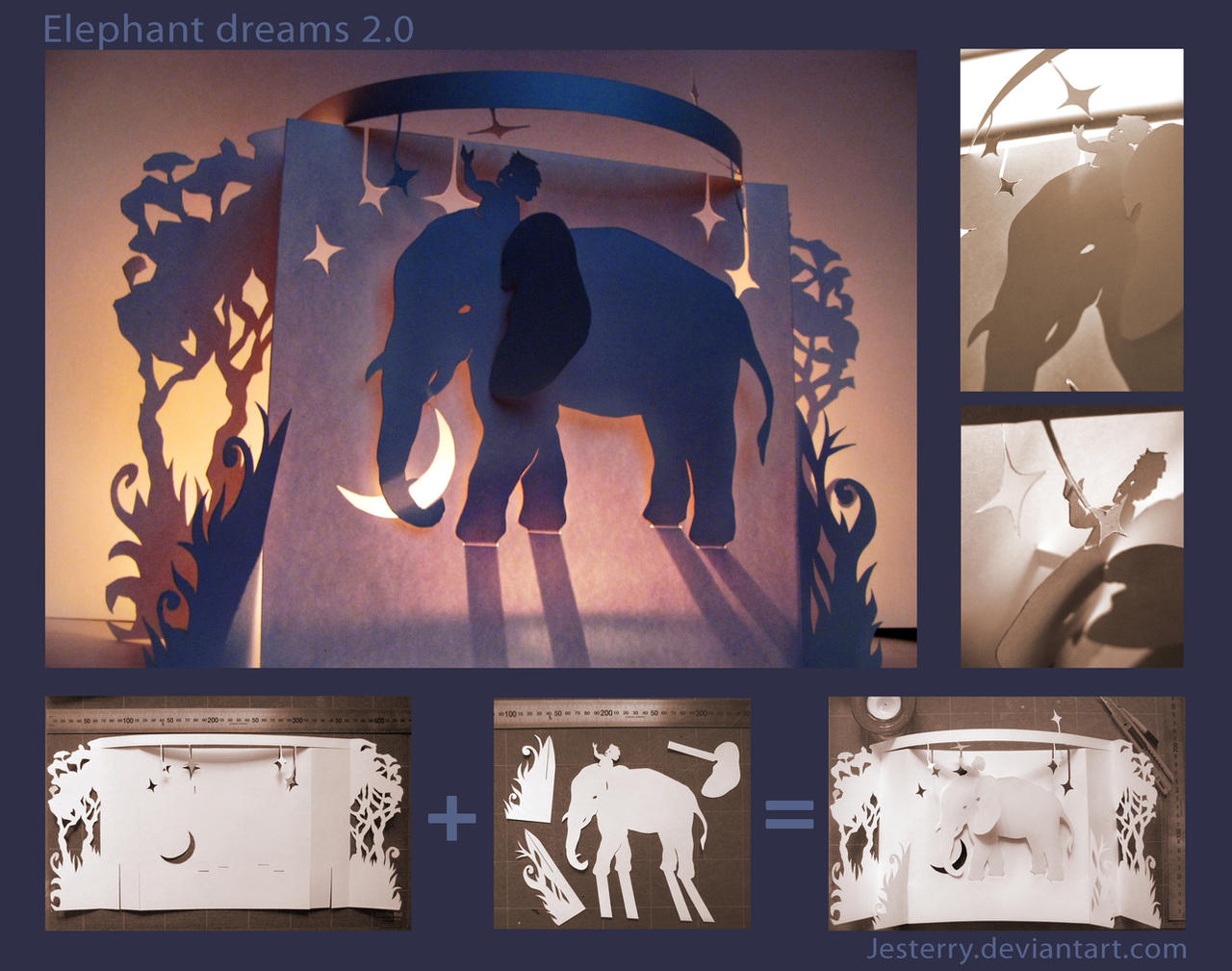 Elephant Dreams 2.0 by jesterry